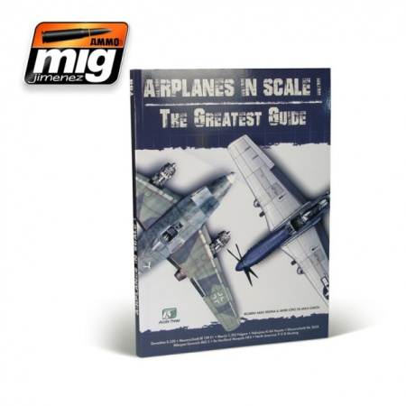 Airplanes in Scale: The Greatest Guide (English Version) 085/EURO-0001
