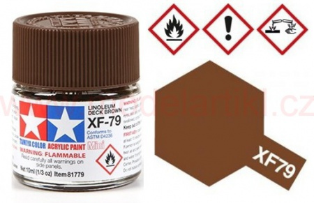 XF-79 Linoleum Deck Brown 10ml 001/81779