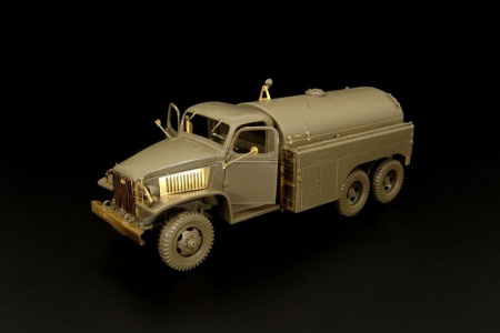 US Airfield fuel truck (1:48 Tamiya) 039/HLX48346