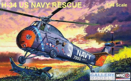 H-34 US NAVY RESCUE 086/64102