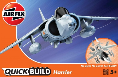 Harrier QUICK BUILD 006/J6009