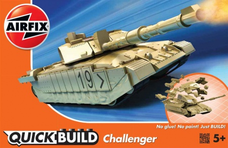 Challenger Tank QUICK BUILD 006/J6010
