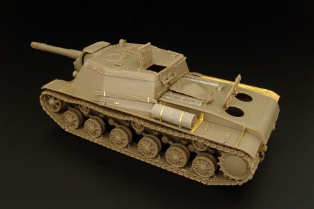 SU-152 basic set (1:48 Bronco) 039/HLX48348