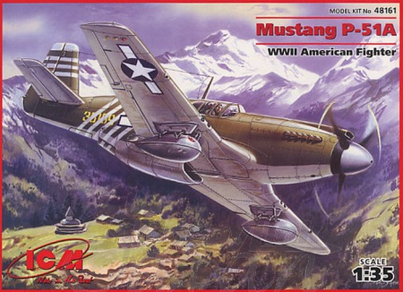 Mustang P-51A 057/48161