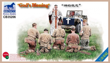 God's Blessing 062/CB35206