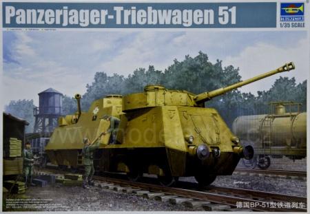 German Panzerjager-Triebwagen 51