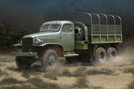 GMC CCKW-352 Cargo Truck
