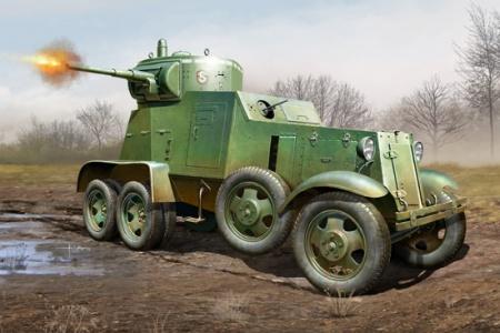 BA-3 Armor Car