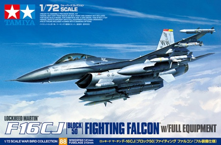 Lockheed Martin F-16CJ (Block 50) w/Full Equipment 001/60788