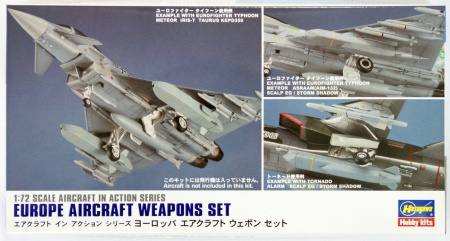 European Aircraft Weapons Set 007/X72-15