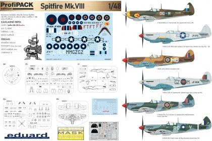 Vickers Supermarine Spitfire Mk.VIII (ProfiPACK-reedice)