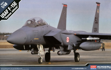 USAF F-15E Seymour Johnson