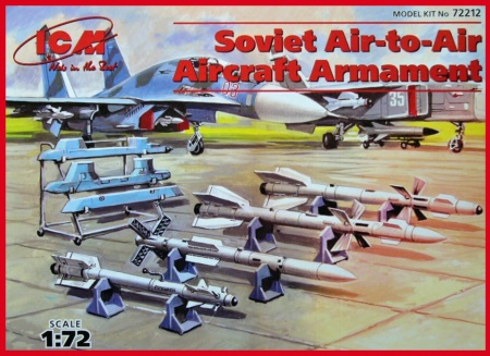 Soviet Air-to-Air Aircraft Armament 057/72212