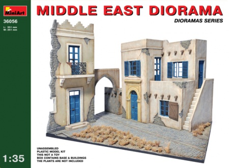 Middle East Diorama 089/36056