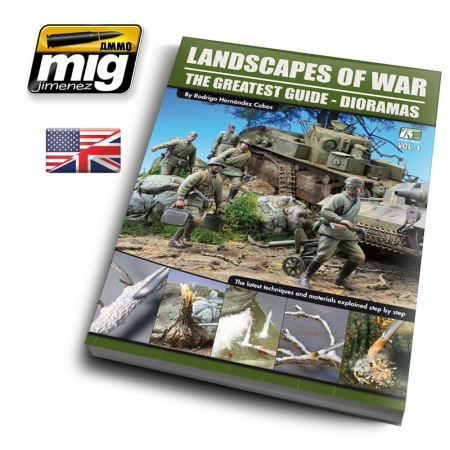 Landscapes of War : The Greatest Guide Dioramas Vol. 1 085/EURO-0004