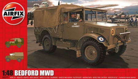 Bedford MWD Light Truck