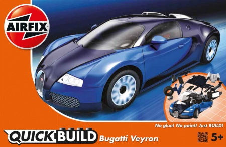 Bugatti Veyron QUICK BUILD 006/J6008