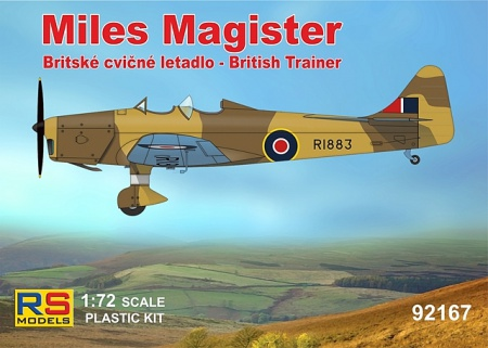Miles Magister 019/92167