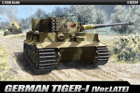 Tiger I Late 002/13314