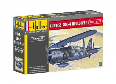 Curtiss SBC-4 Helldiver 094/80285