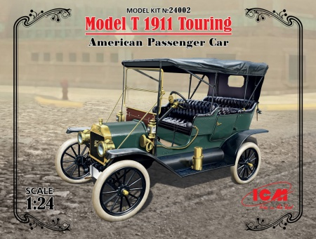 Model T 1911 Touring, American Passenger Car 057/24002