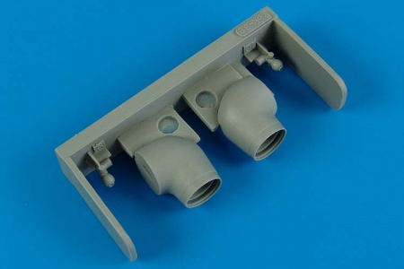 Yak-38 variable exhaust nozzles (1:48 Hobby Boss) 033/4533
