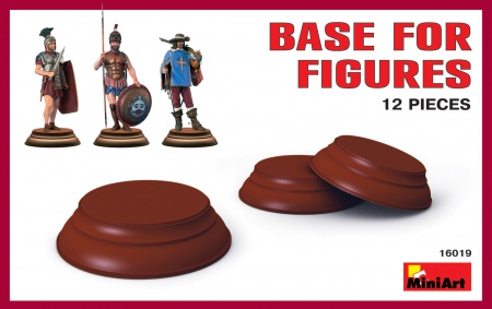 Base for figures (12pcs.) 089/16019