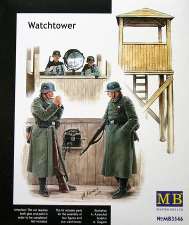 Watch tower 096/MB3546