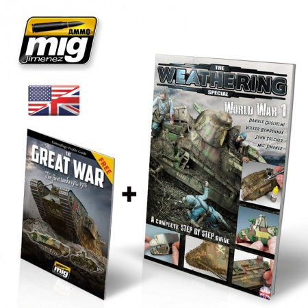The Weathering Special - World War I 085/A.MIG-6011