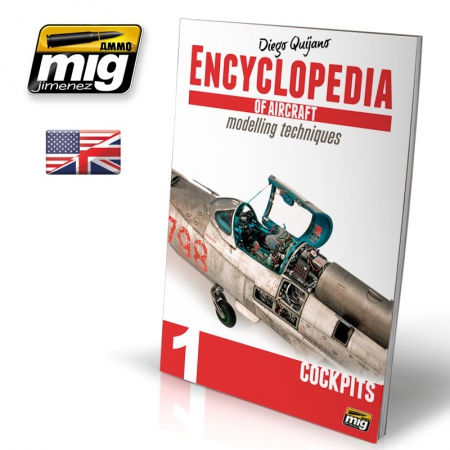 Encyclopedia Of Aircraft Modelling Techniques Vol.1 Cockpits 085/A.MIG-6050