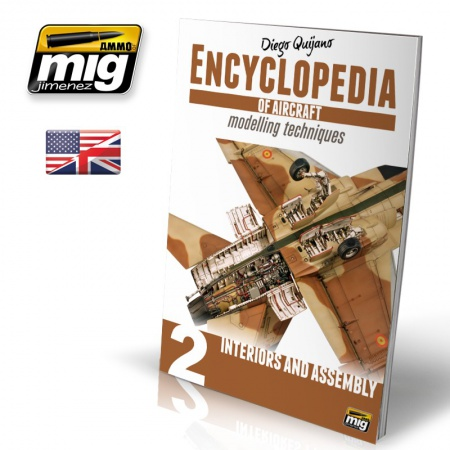 Encyclopedia Of Aircraft Modelling Techniques Vol.2 Interiors And Assembly 085/A.MIG-6051