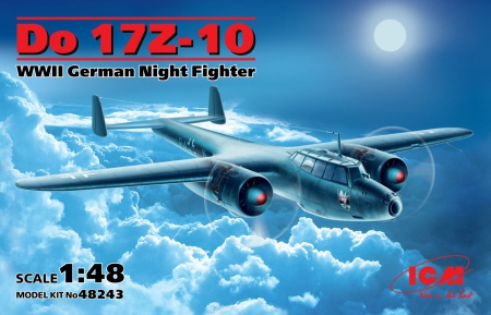 Dornier Do-17Z-10 Night Fighter 057/48243