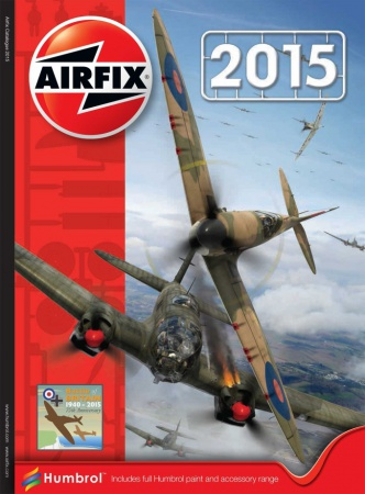 Airfix/Humbrol Catalogue 2015 006/78191