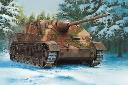 Sd.Kfz.162/1 Jagdpanzer IV/70(A)