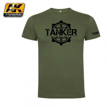 Tanker T-shirt Limited edition vel.L 036/AK4702