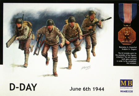 D-Day, 6th June 1944 096/MB3520