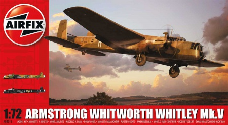 Armstrong Whitworth Whitley Mk.V 006/08016