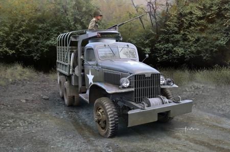 GMC CCKW-352 Machine Gun Turret Version