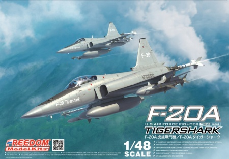 F-20A Tigershark 091/FD18002