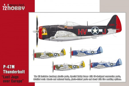 P-47M Thunderbolt Hi-Tech (Limited Edition) 012/SH72324