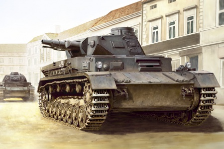 Panzerkampfwagen IV Ausf.C