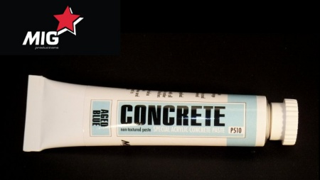 P510 Concrete Paste Aged Blue 20ml 032/P510