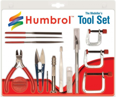 Medium Tool Set - The Kit Modeller´s 024/AG9159