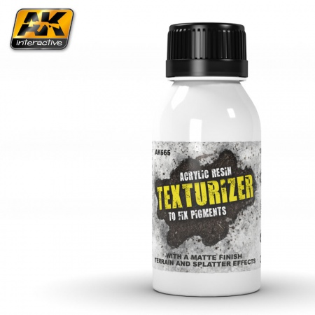 Texturizer Acrylic Resin 100ml 036/AK665