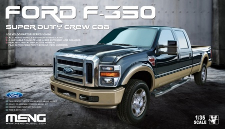 Ford F-350 Super Duty Crew Cab 061/VS-006