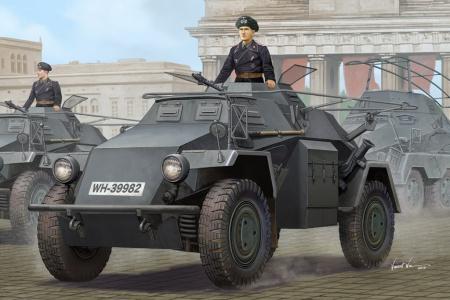 Sd.Kfz.223 Leichter Panzerspahwagen (1st Series)
