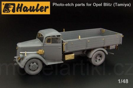 Opel Blitz for Tamiya 039/HLX48366