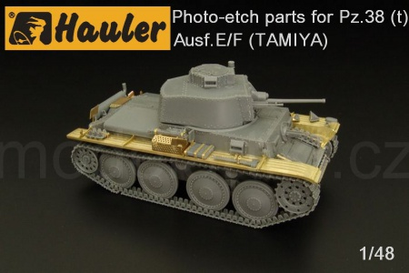 Pz.38 (t) Ausf.E/F for Tamiya 039/HLX48363