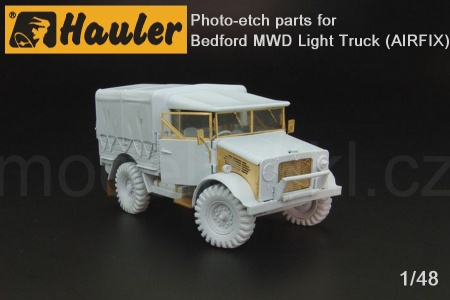 Bedford MWD Light Truck for Airfix 039/HLX48362