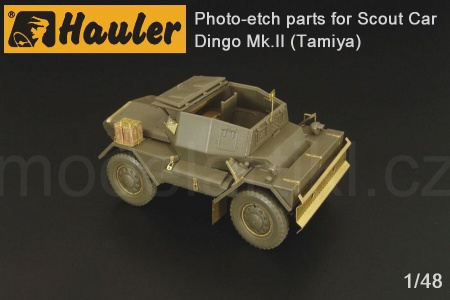 Scout Car Dingo Mk.II for Tamiya 039/HLX48359